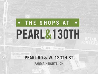 The Shops at Pearl & 130th - Parma Heights, OH